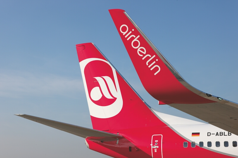 air berlin tail