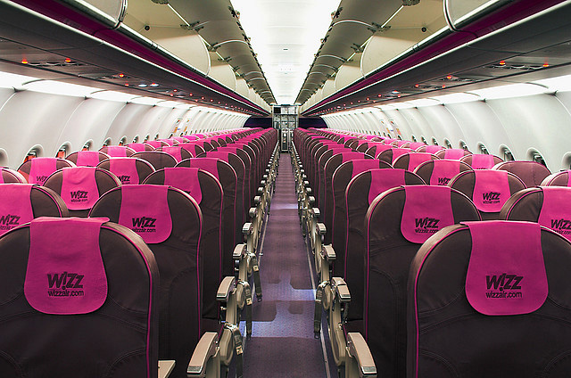 wizz air inside