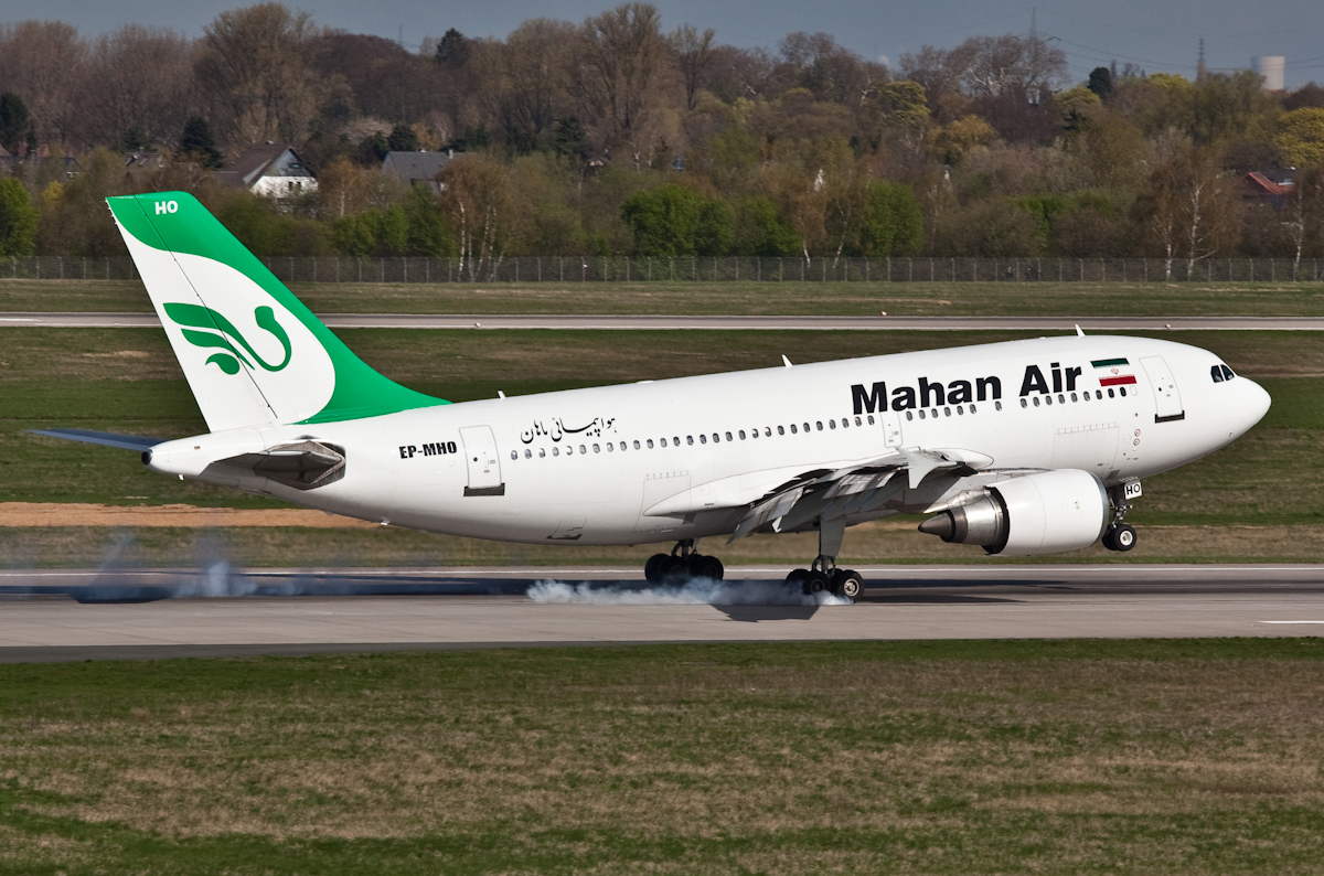 Mahan-Airlines