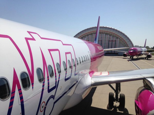 wizz air new livery